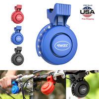 Creative Mountain Bike Bull Head Bell Balance Car Bicycle Handlebar Ring Horn