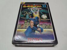 Ninja Ryukenden II Nintendo Famicom Japan NEW
