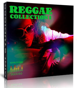 Reggae Samples Pack 1 Wav Loops Reggaeton Ableton Logic Cubase FL Studio Acid