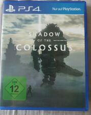Shadow Of The Colossus (Sony PlayStation 4, 2018)