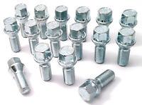 wheel bolts nuts lugs M14 x 1.25, 17mm Hex, taper seat for Mini x 16