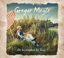 Gregor Meyle/la leggerezza dell'essere * NEW CD 2016 * NUOVO *