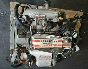 Toyota Celica GT4 ST165 2.0 Turbo 3S-GTE Motor Komplett