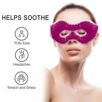 Soothing Eye Mask-Relief From Headaches Cooling Gel Tired eyes Migraine