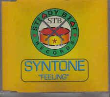 Syntone-Feeling cd maxi single 5 tracks