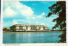B8225cgt USA John F Kennedy Center for Performing Arts postcard