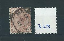 wbc. - Gb - Queen Victoria - Qv329 - 1.5d - brown - Sg 167
