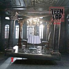 K-pop Teen Top - Red Point (URBAN) (7th Mini Album) (TTOP07MN_Urban)