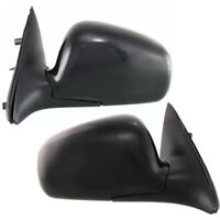 New Driver & Passenger Side Heated Power Mirror Set For 98-02 Lincoln Town Car