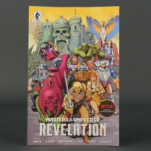 MASTERS UNIVERSE REVELATION #4 Cvr B Dark Horse Comics 2021 AUG210313 4B MOTU