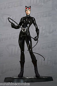 Catwoman Statue 672/5000 DC Universe Online Jim Lee DC Direct NEW SEALED