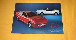 Quantum 2+2 1993 Prospekt Brochure Catalogue Depliant Prospetto Prospecto Ford