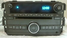 06 07 08 09 Buick Lucerne Radio Cd Player 20763964 Aux Input 4 Ipod BF 608