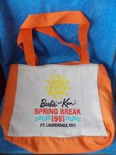 2011 National Barbie Doll Convention Bag