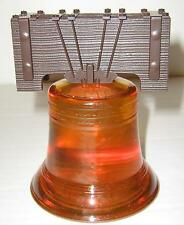 Avon Liberty Bell Decanter With Box