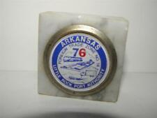 1976 Arkansas LITTLE ROCK PORT AUTHORITY Foreign Trade Zone No 14 PAPERWEIGHT
