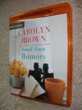 Small Town Rumors - MP3 CD By Carolyn Brown.