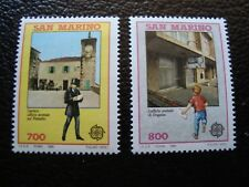 SAINT-MARIN - timbre yvert/tellier n° 1226 1227 n** MNH (COL3)