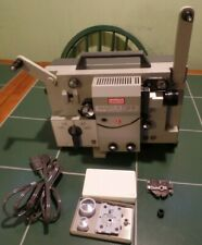 Eumig Mark S712D Vintage Sound/Film Movie Projector New Bulb Fitted.