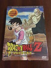 DRAGON BALL Z VOL 27 - 2 DVD CAP 216 A 223 NEW SEALED REMASTERIZADO SIN CENSURA