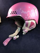 K2 Illusion PINK Skate/Ski/Snowboard Childs Helmet Size Small