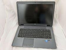New listing Hp Zbook 17 G2 16Gb Intel i7 2.9Ghz 16Gb 256Gb No Keyboard