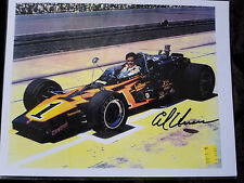 REPRINT Johnny Lightning AL UNSER TOPPER JOHNNY LIGHTNING 500 SPECIAL!