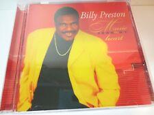 BILLY PRESTON ~ MUSIC FROM MY HEART ~ MCG-7026-2 ~ LIKE NEW 2001 CD