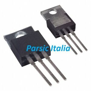 U1620G MUR1620 G Ultra Fast Recovery RECTIFIER 16A Common Cat. TO220  =  4 PEZZI