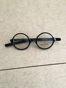 Anglo-American Round Eyeglass Frames