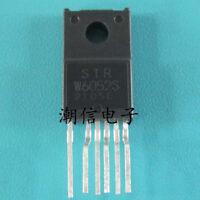 5pcs STRW6052S SANKEN STR-W6052S TO220F-6 new