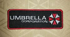 Resident Evil Umbrella Corporation Iron-on/Sew-on Embroidered Patch/ Badge/ Logo