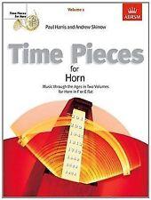 Time Pieces for Horn Volume 1 Paul Harris Andrew Skir Sheet Music 9781860962776