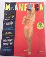 Mr.America Magazine Charles Amato Gain A Pound A Day November 1962 070817nonrh2