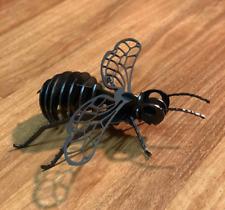 Laser Cut Corten Steel Art Garden Sculpture Bee Honey Bee