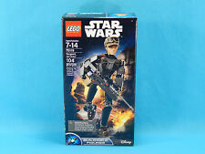 Lego Star Wars 75119 Sergeant Jyn Erso Buildable Figure 104pcs New Sealed 2016