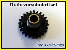 Drahtvorschubritzel für Drahtvorschubgetriebe; Rolle Ritzel Antrieb Draht