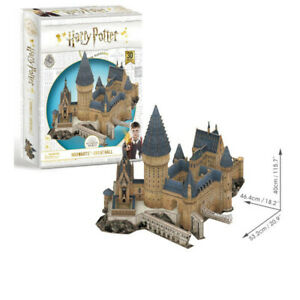 Cubic Fun - 3D Puzzle Harry Potter Hogwarts Great Hall Large