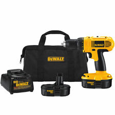 "DEWALT 18V 1/2"" Adjustable Clutch Drill Driver Kit DC970K-2 New"
