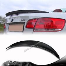 For 2007-2013 BMW E93 2-DR Convertible Carbon Fiber Rear Trunk Spoiler Wing