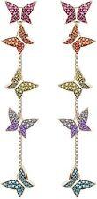NEW Swarovski multicoloured LILIA dangle earrings 5378693