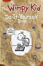 Diary of a Wimpy Kid: Do-It-Yourself Book, Kinney, Jeff, Very Good Book