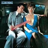 Scorpions - Lovedrive (50th Jubiläum Deluxe Edition) (CD+DVD) Neu 2 X CD