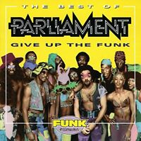 Parliament - The Best Of Parliament Give Up The Funk [CD]