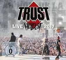 Trust Live Hellfest (2017) 9 Pistes CD + Coffret DVD Neuf / Scellé
