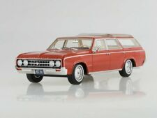 Scale model car 1:18 Oldsmobile Vista Cruiser, brown, 1964