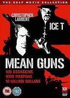 Mean Armas DVD Nuevo DVD (101FILMS175)