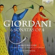 Ruggeri,Marco - 6 Sonatas op.4 - CD