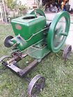 Antique 6hp Fairbanks Z engine w original cart, runs!!! SEE VIDEO nt hit or miss