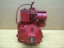 Vintage NOS Lauson Tecumseh 2-1/4 HP Gas Engine Gear Reduction Mower Tiller